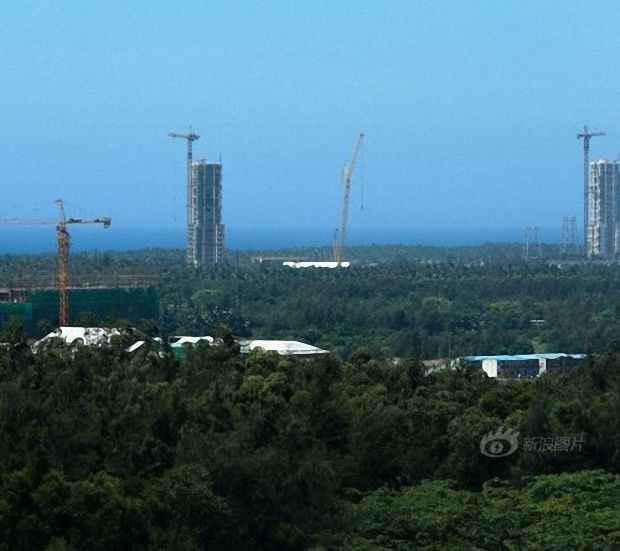 Остров уже окрестили «Китайским Гавайи» из-за его привлекательности