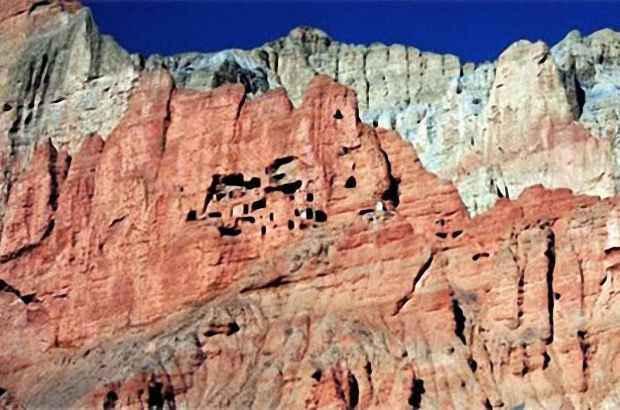 Небесные пещеры Непала