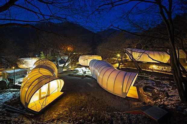 Каждая палатка – почти дом