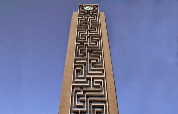 Вертикальный лабиринт