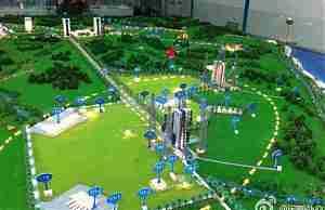Строительство космодрома на юге Китая на острове Хайнань