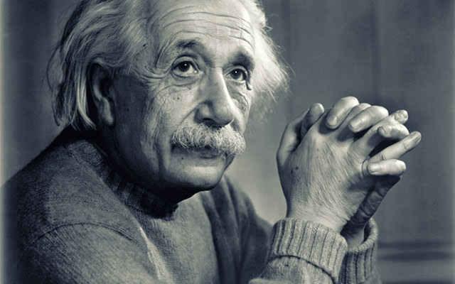 Светоч науки Альберта Эйнштейна