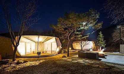 Палаточный лагерь Glamping for Glampers