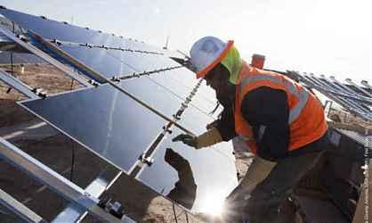 Agua Caliente – самая крупная фотоэлектрическая электростанция