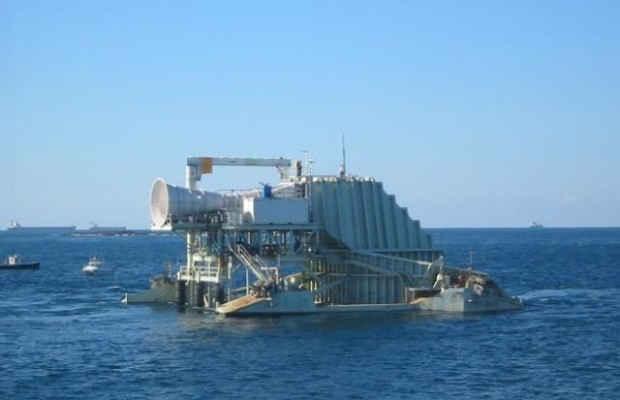Волновая электростанция в Австралии