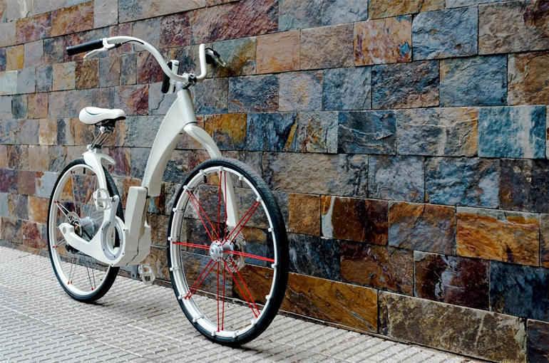 В настоящее время Gi Bike собирает средства на производство