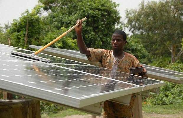 Солнечная энергия в Нигерии