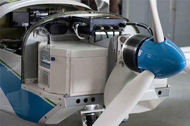 Электрический двигатель от компании Rotex