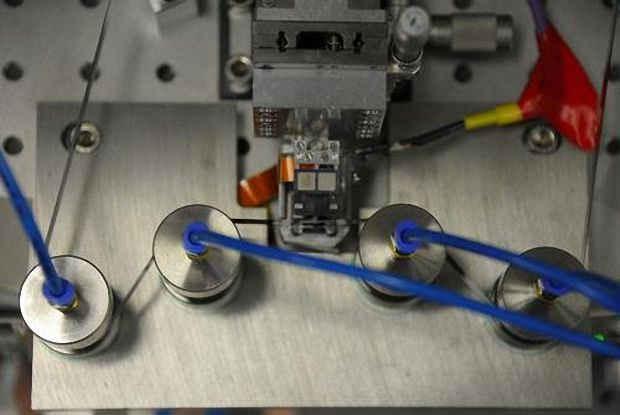 Новые записывающие головки из железно-никелевого сплава Ni45Fe55