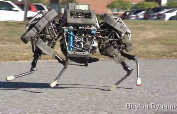 Робот WildCat