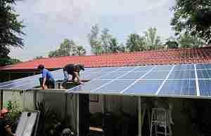 Солнечная энергетика в Лаосе