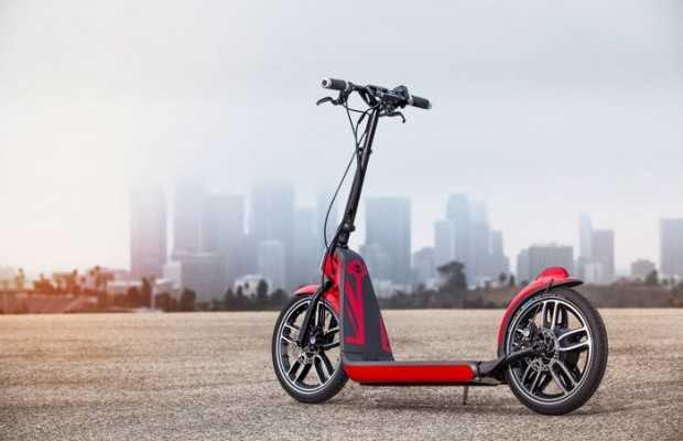 Электрический скутер Mini Citysurfer